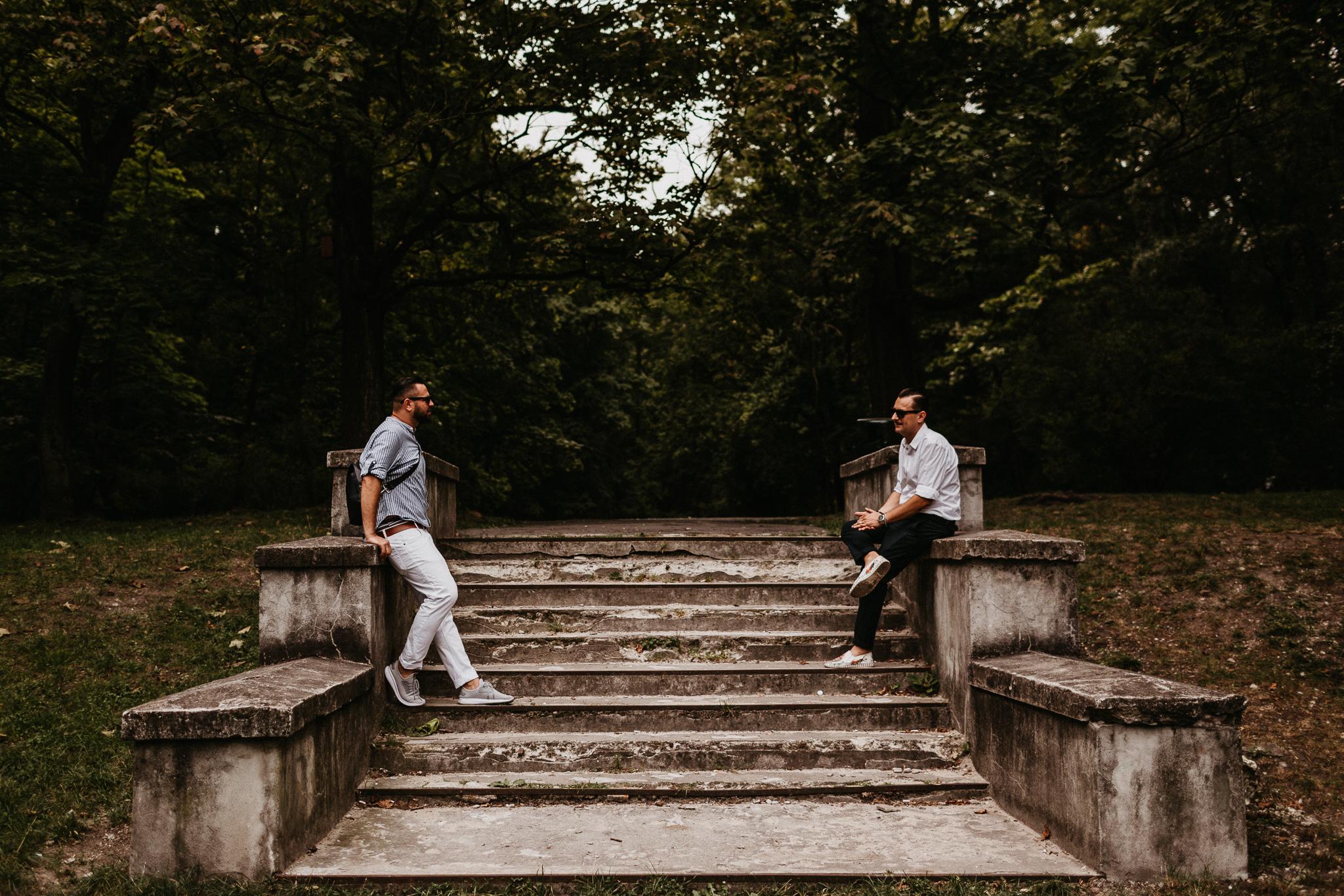 Damian & Daniel <br>Ślub humanistyczny<br>w Krakowie 19