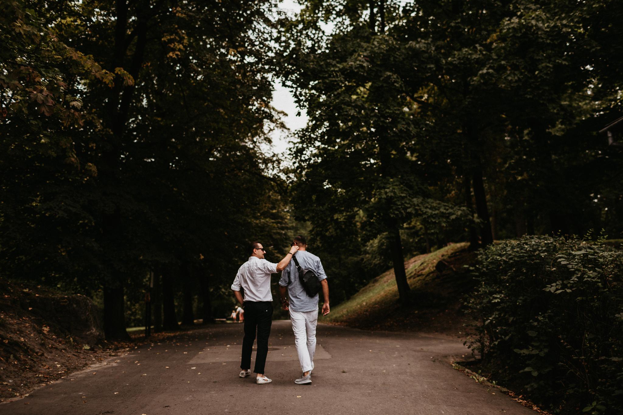 Damian & Daniel <br>Ślub humanistyczny<br>w Krakowie 21