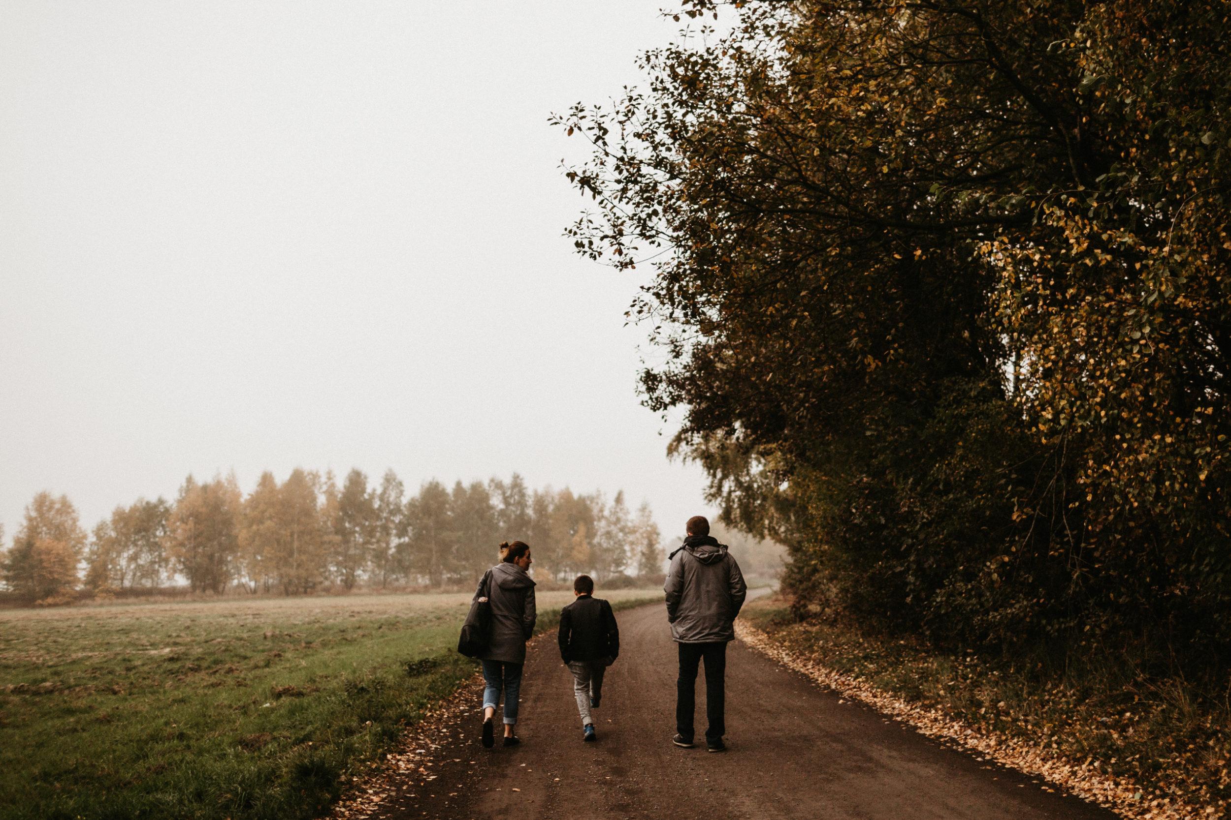 jesienna sesja rodzinna fotografia gliwice 00002