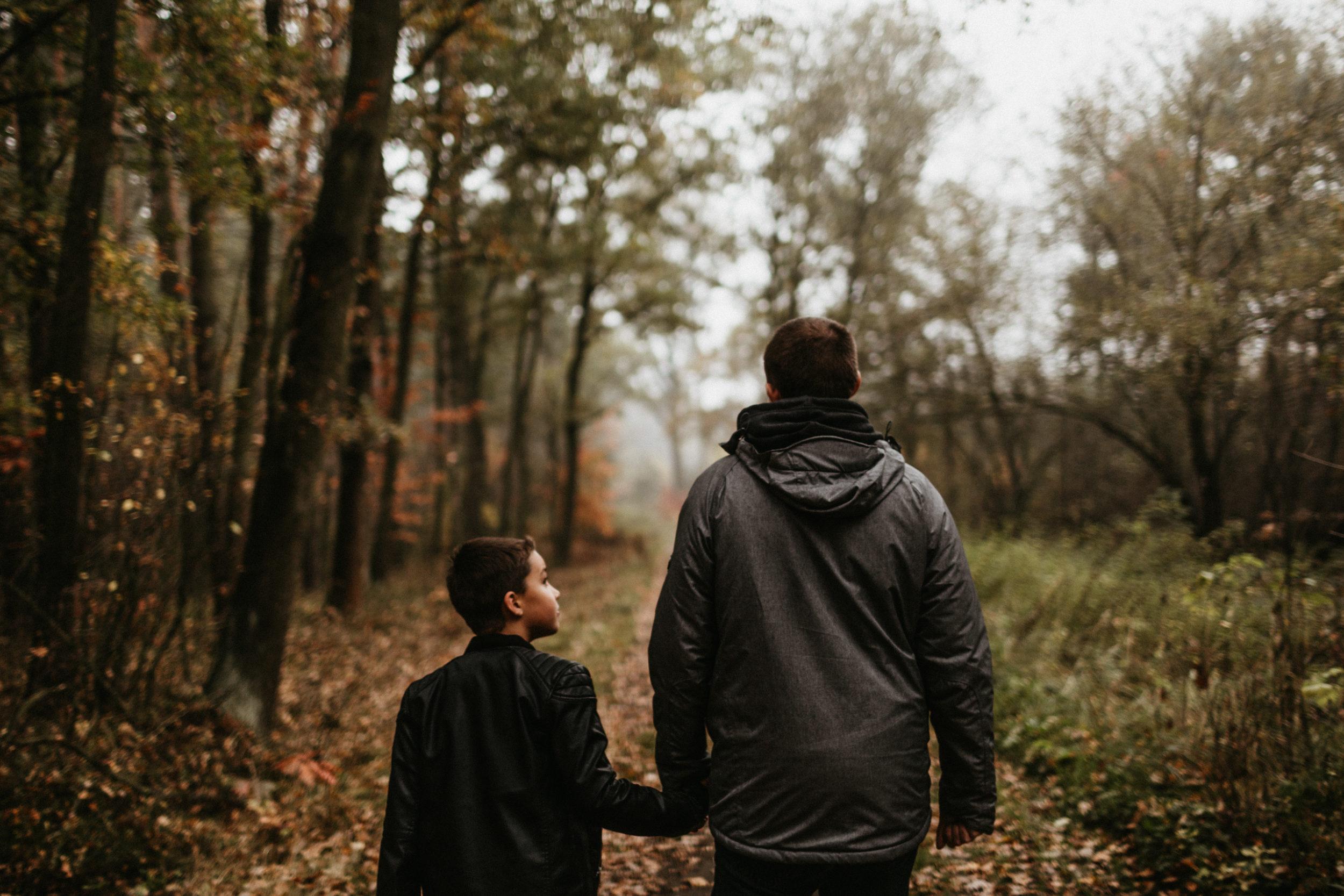 jesienna sesja rodzinna fotografia gliwice 00014