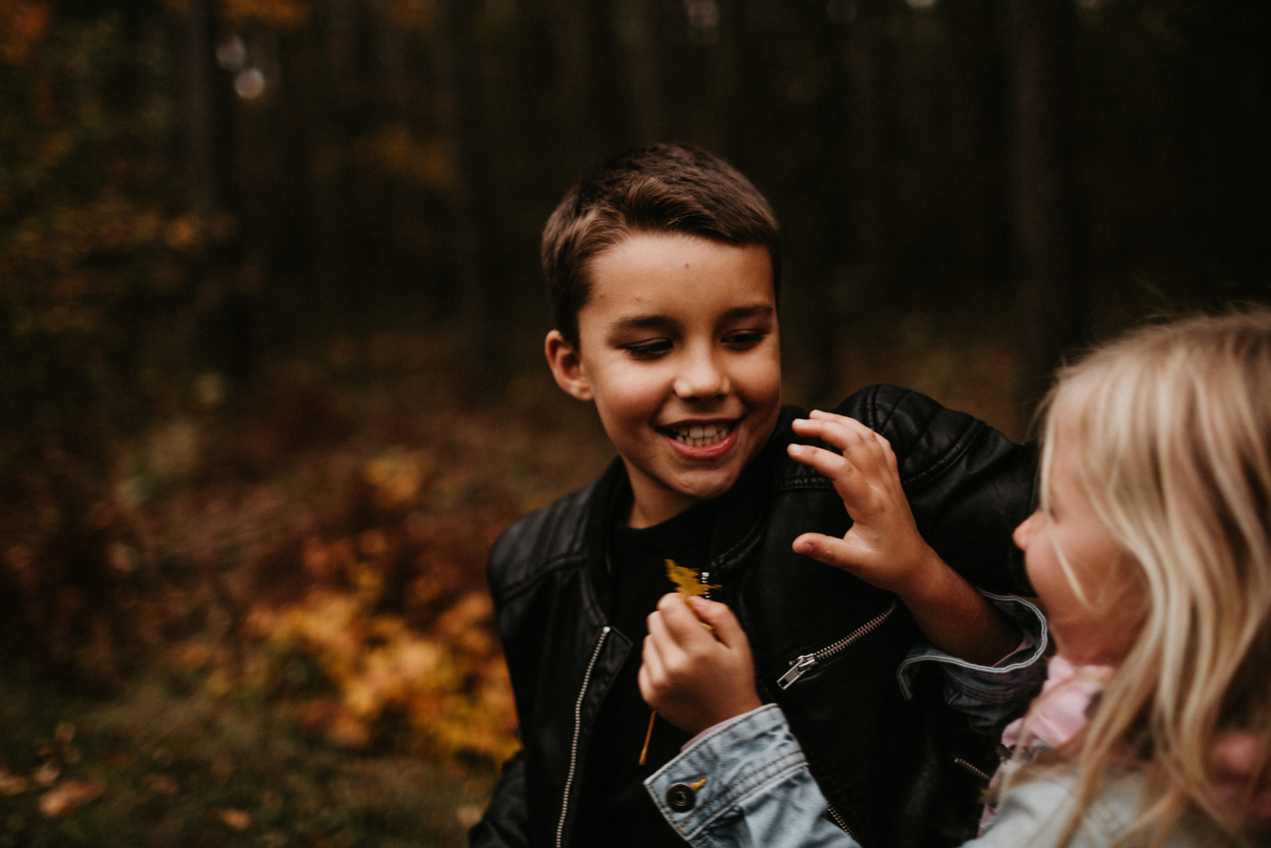 jesienna sesja rodzinna fotografia gliwice 00020