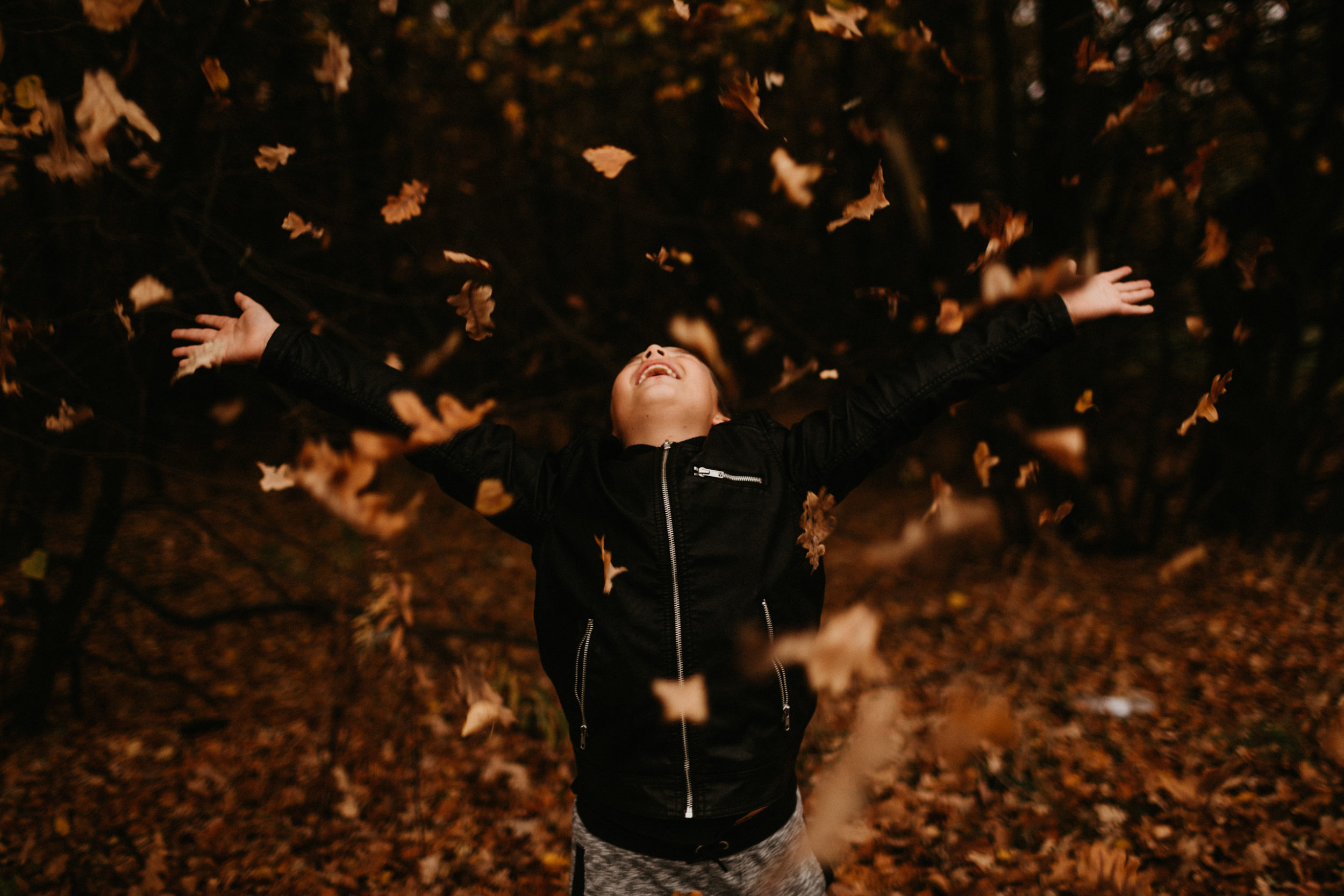 jesienna sesja rodzinna fotografia gliwice 00022