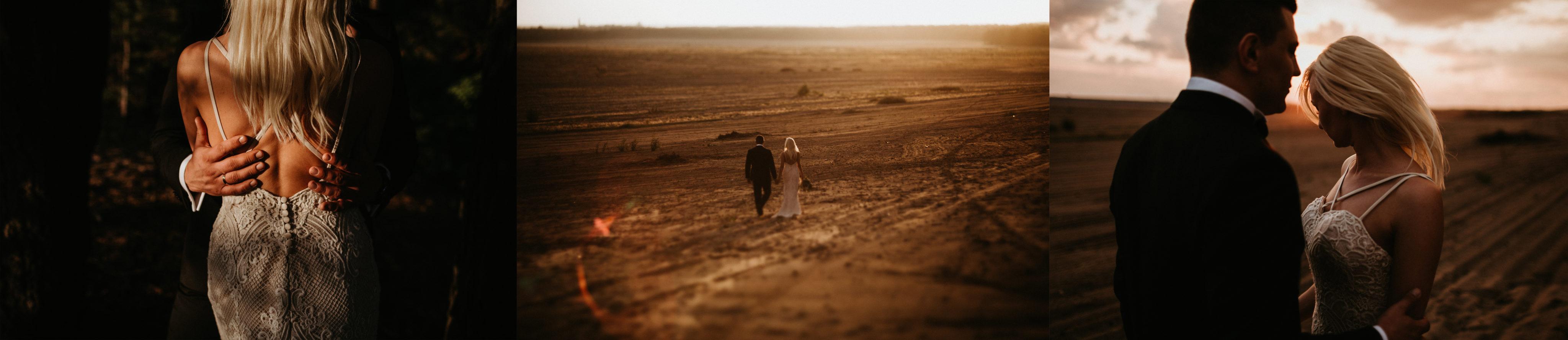 miejsca na plener slubny pustynia bledowska